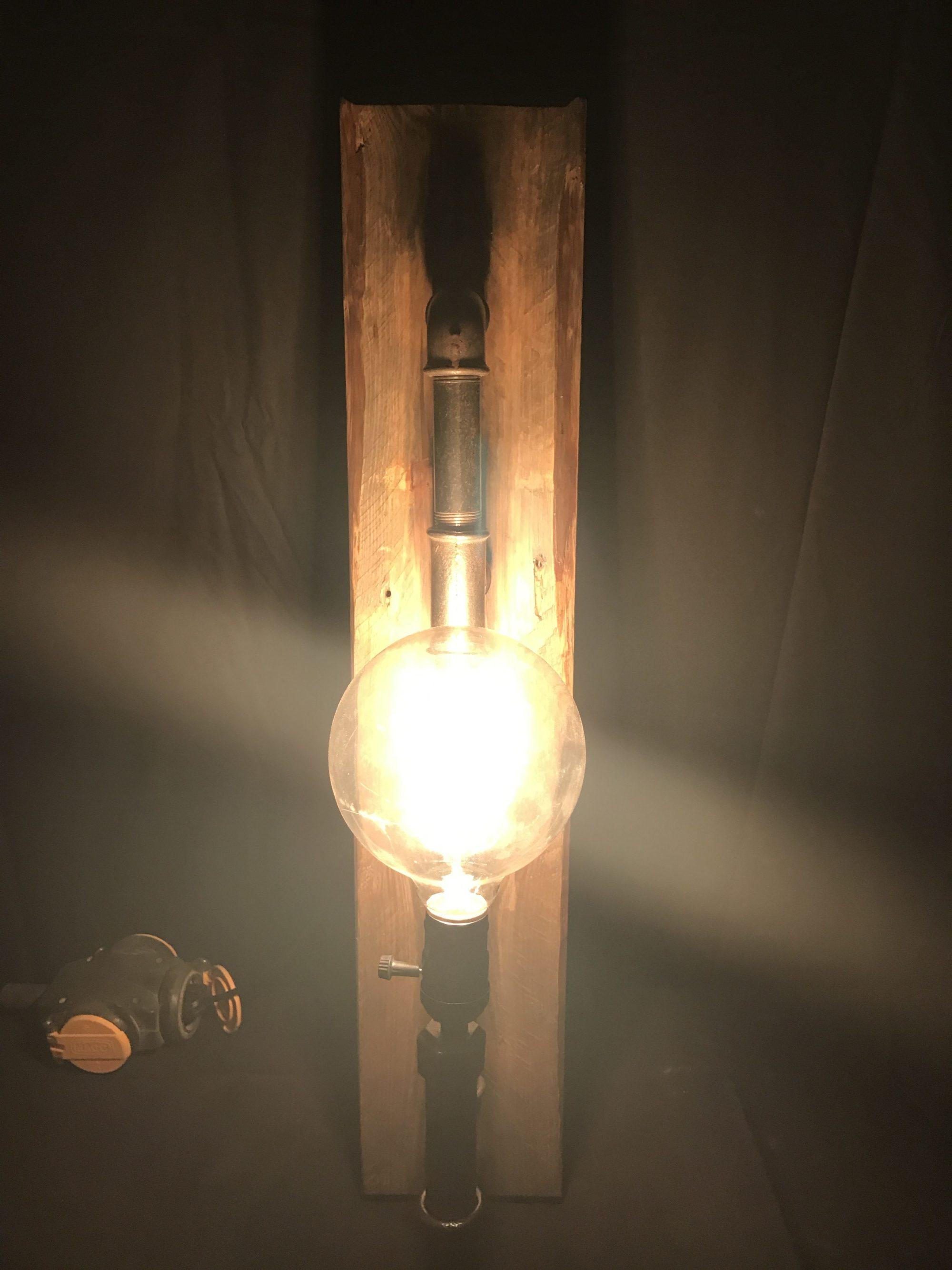 Luminaire Aurelie Jvidcreations