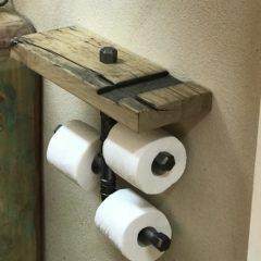 Porte Papiers Toilette Antoine