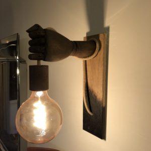 Luminaire Hand