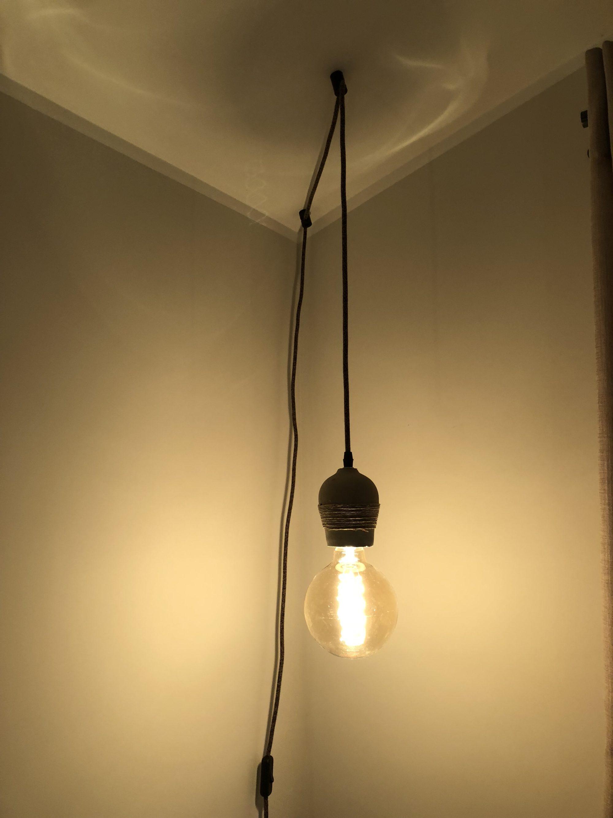 Luminaire qui pend