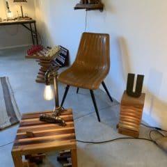 Chaise Chair Cr