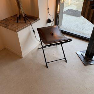 Tabouret Chaise Plie
