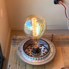 Luminaire Wheel