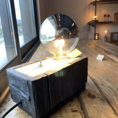 Luminaire BurnCube