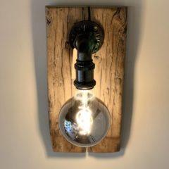Luminaire Woodden