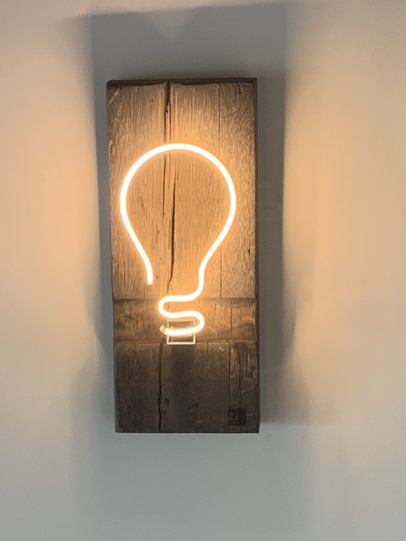 Luminaires Bois
